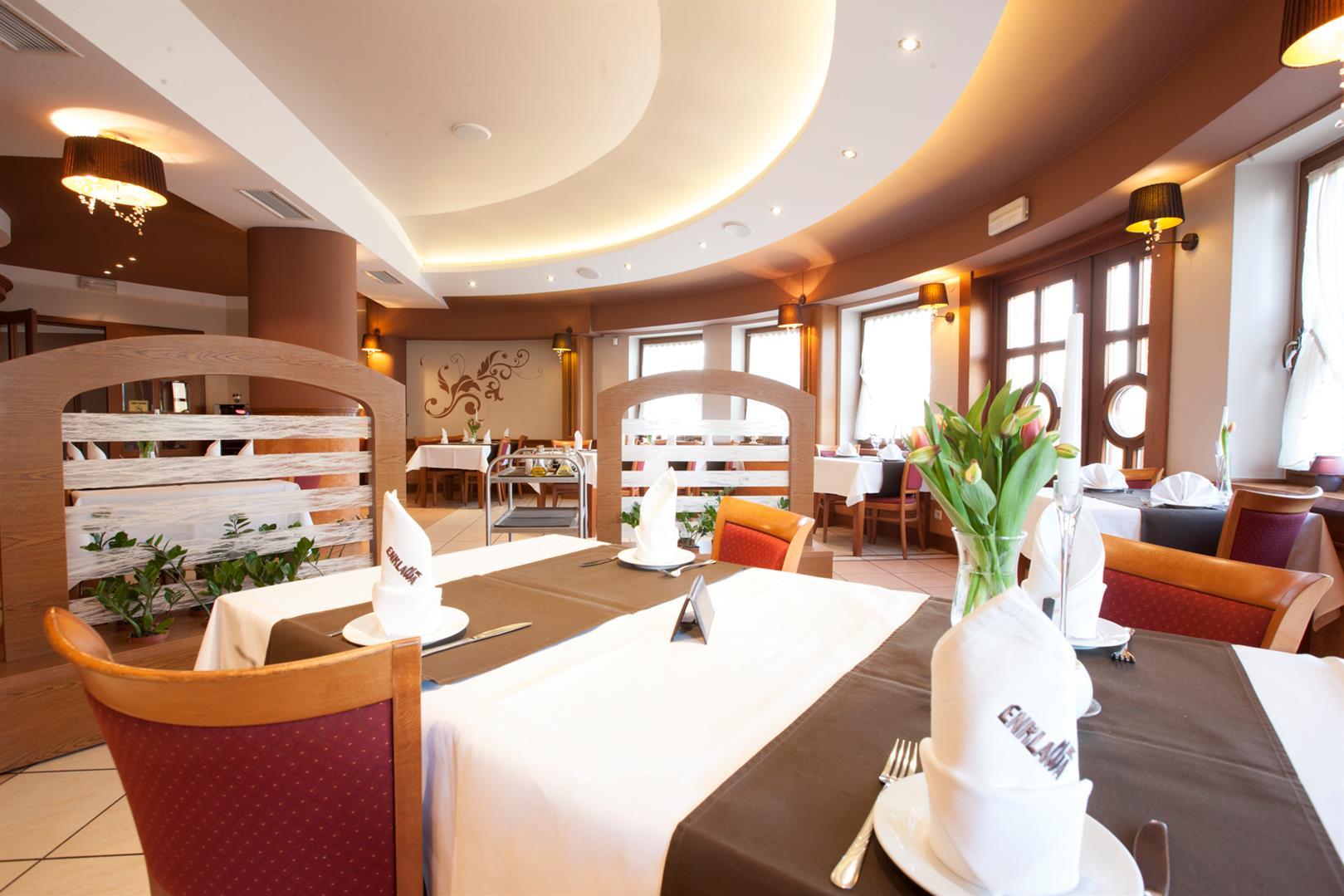 Restauracja Enklawa ślaskie Smaki